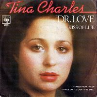 Cover Tina Charles - Dr. Love
