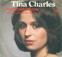 Cover Tina Charles - Fire Down Below