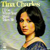 Cover Tina Charles - I'll Go Where Your Music Takes Me