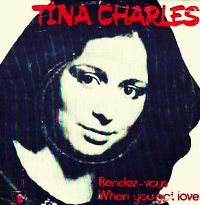 Cover Tina Charles - Rendezvous