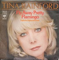 Cover Tina Rainford - Fly Away Pretty Flamingo