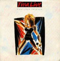 Cover Tina Turner - Addicted To Love (Live)