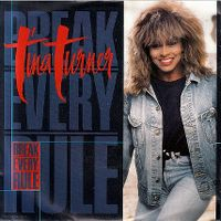 Cover Tina Turner - Break Every Rule
