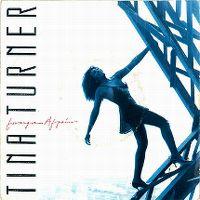 Cover Tina Turner - Foreign Affair