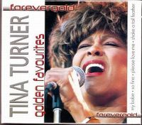 Cover Tina Turner - Golden Favourites - Forevergold