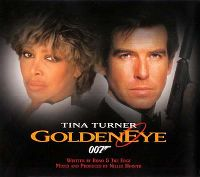 Cover Tina Turner - GoldenEye