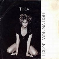 Cover Tina Turner - I Don't Wanna Fight