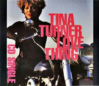 Cover Tina Turner - Love Thing