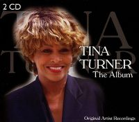 Cover Tina Turner - The Album