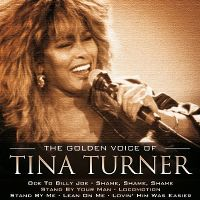 Cover Tina Turner - The Golden Voice Of