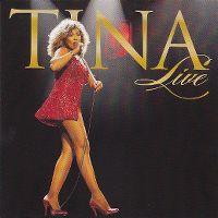 Cover Tina Turner - Tina Live