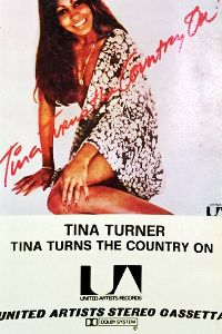 Cover Tina Turner - Tina Turns The Country On