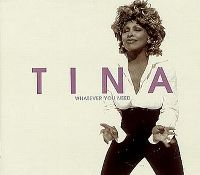 Cover Tina Turner - Whatever You Need