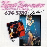 Cover Tina Turner & Robert Cray - 634-5789