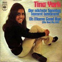 Cover Tina York - Der nächste Sonntag kommt bestimmt