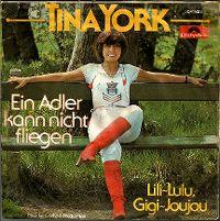 Cover Tina York - Ein Adler kann nicht fliegen