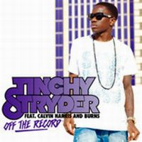 Cover Tinchy Stryder feat. Calvin Harris & Burns - Off The Record