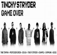 Cover Tinie Tempah + Professor Green + Devlin + Tinchy Stryder + Example + Chipmunk + Giggs - Game Over