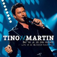 Cover Tino Martin - Dat ik je zo zou missen