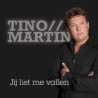 Cover Tino Martin - Jij liet me vallen