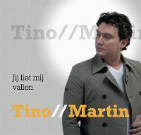 Cover Tino Martin - Jij liet mij vallen