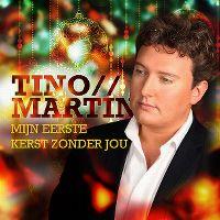 Cover Tino Martin - Mijn eerste kerst zonder jou