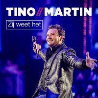 Cover Tino Martin - Zij weet het