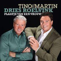 Cover Tino Martin / Dries Roelvink - Plaatje van een vrouw