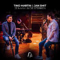Cover Tino Martin & Jan Smit - Je naam in de sterren