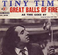 Cover Tiny Tim - Great Balls Of Fire