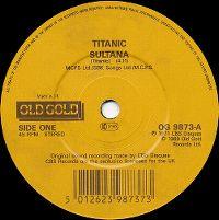 Cover Titanic - Sultana