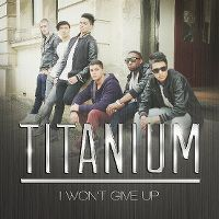 Cover Titanium - I Won't Give Up