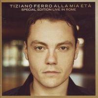 Cover Tiziano Ferro - Alla mia età