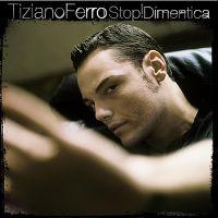 Cover Tiziano Ferro - Stop! Dimentica