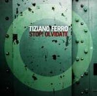 Cover Tiziano Ferro - Stop! Olvidate