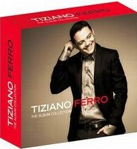 Cover Tiziano Ferro - The Album Collection