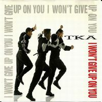 Cover TKA - I Won't Give Up On You