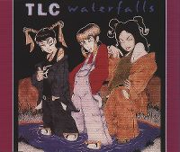 Cover TLC - Waterfalls