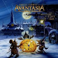 Cover Tobias Sammet's Avantasia - The Mystery Of Time