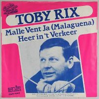 Cover Toby Rix - Malle vent ja