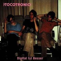 Cover Tocotronic - Digital ist besser
