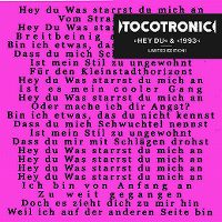 Cover Tocotronic - Hey Du