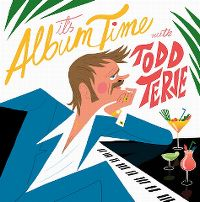 Cover Todd Terje - It's Album Time