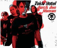 Cover Tokio Hotel - Durch den Monsun