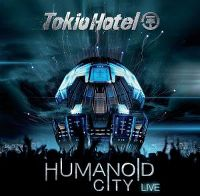 Cover Tokio Hotel - Humanoid City Live