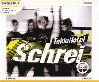 Cover Tokio Hotel - Schrei