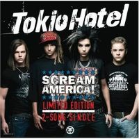 Cover Tokio Hotel - Scream America!