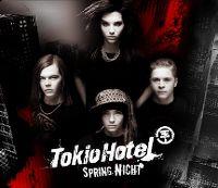 Cover Tokio Hotel - Spring nicht