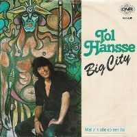 Cover Tol Hansse - Big City