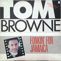 Cover Tom Browne - Funkin' For Jamaica (N.Y.)